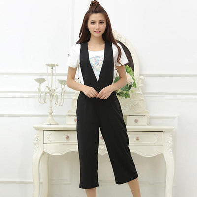 Two Piece Jumpsuit Matching Set - Little Palace Store