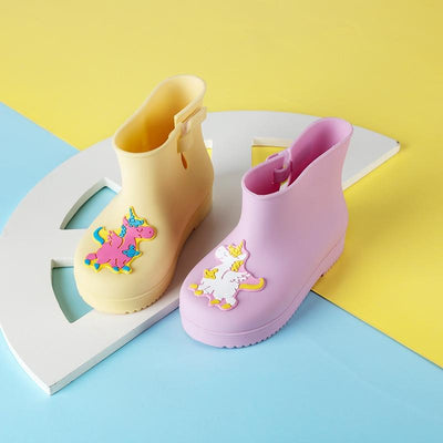 Unicorn  Rain Boots - Little Palace Store