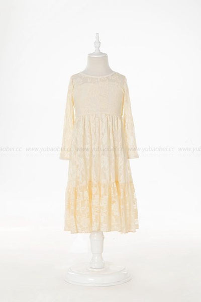 Vintage Lace Dress - Little Palace Store