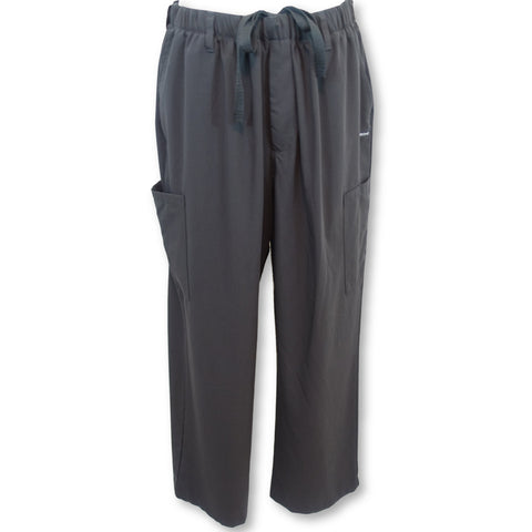Jockey Scrubs Men's Cargo Pant (2305) >> Off Black, X-Large