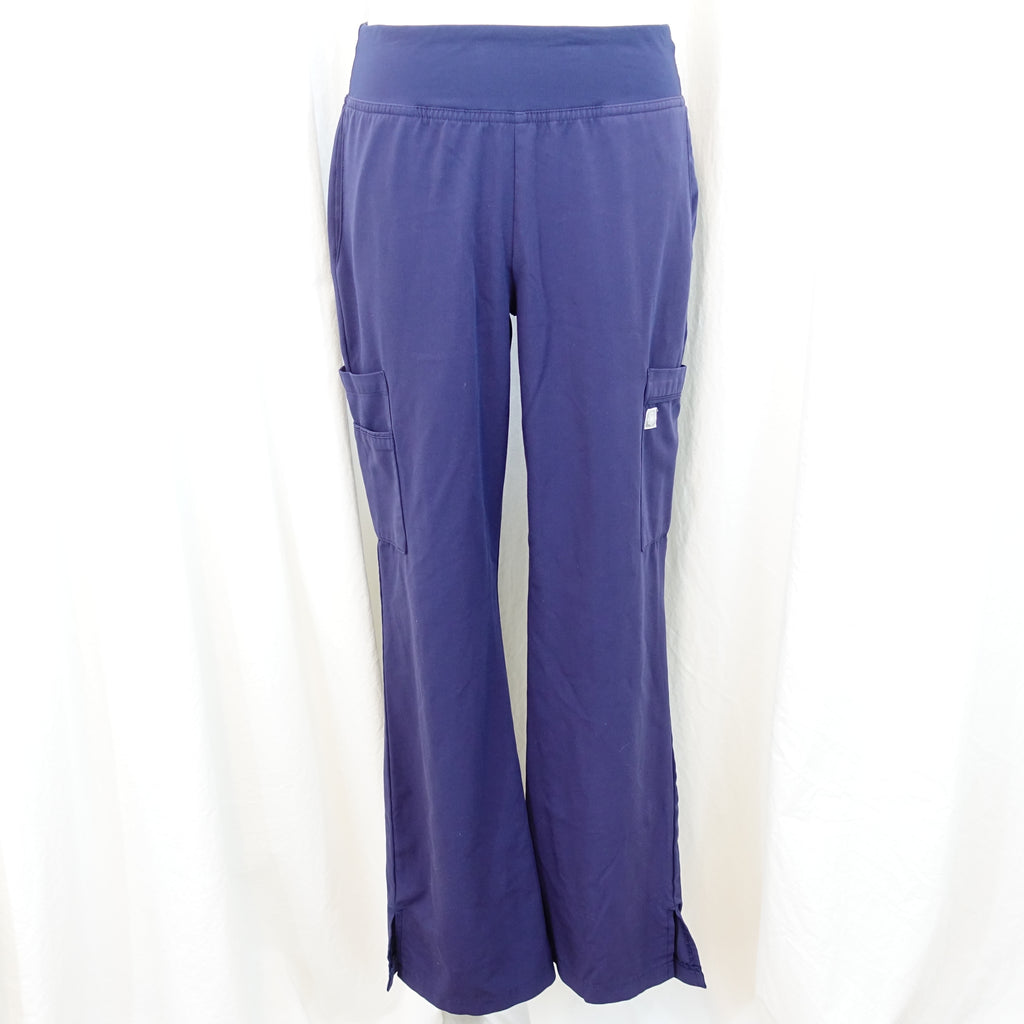 2dcfd7e6b64 Marvella by White Cross Elastic Waist Yoga Pant (354) >> Navy, Small.  Images / 1 / 2 ...