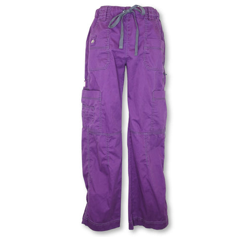 Dickies Contemporary Fit Gen Flex Youtility Cargo Pant (857455) >> Eggplant, Small
