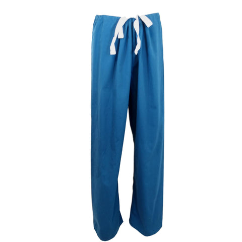 Urbane Essentials Boot Cut Pant (9502) >> Caribbean Blue, X-Large