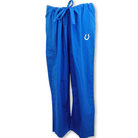 Cherokee Unisex NFL Football Indianapolis Cults Pant (2191) >> Royal Blue, Medium
