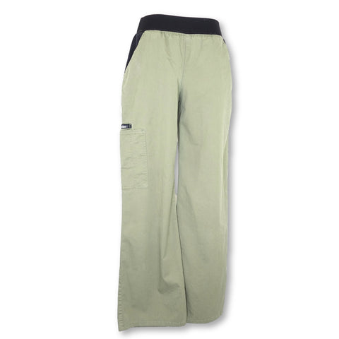 Cherokee Flexibles Scrubs Cargo Pant (1154) >> Bay Leaf, X-Small