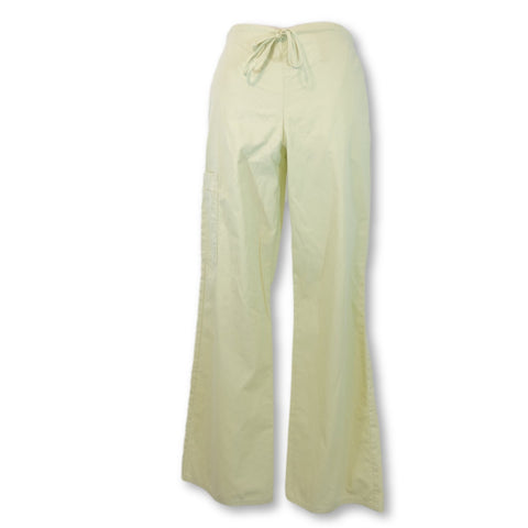Simply Basic Drawstring Pant (113) >> Mint Cream, X-Small
