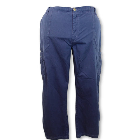 Carhartt Men's Multi-Cargo Pant (54108) >> Navy, 2X-Large