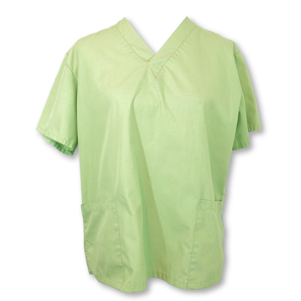 Natural Uniforms Unisex Top (101) >> Green, X-Small