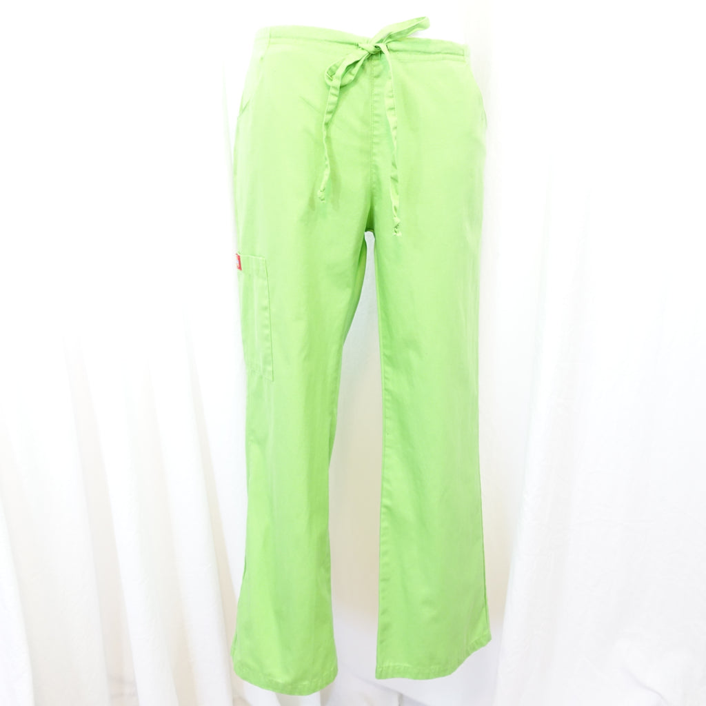 a60ad5b06b1 Dickies Drawstring Waist Cargo Pant >> Lime Green, Small Petite. Images / 1  / 2 ...