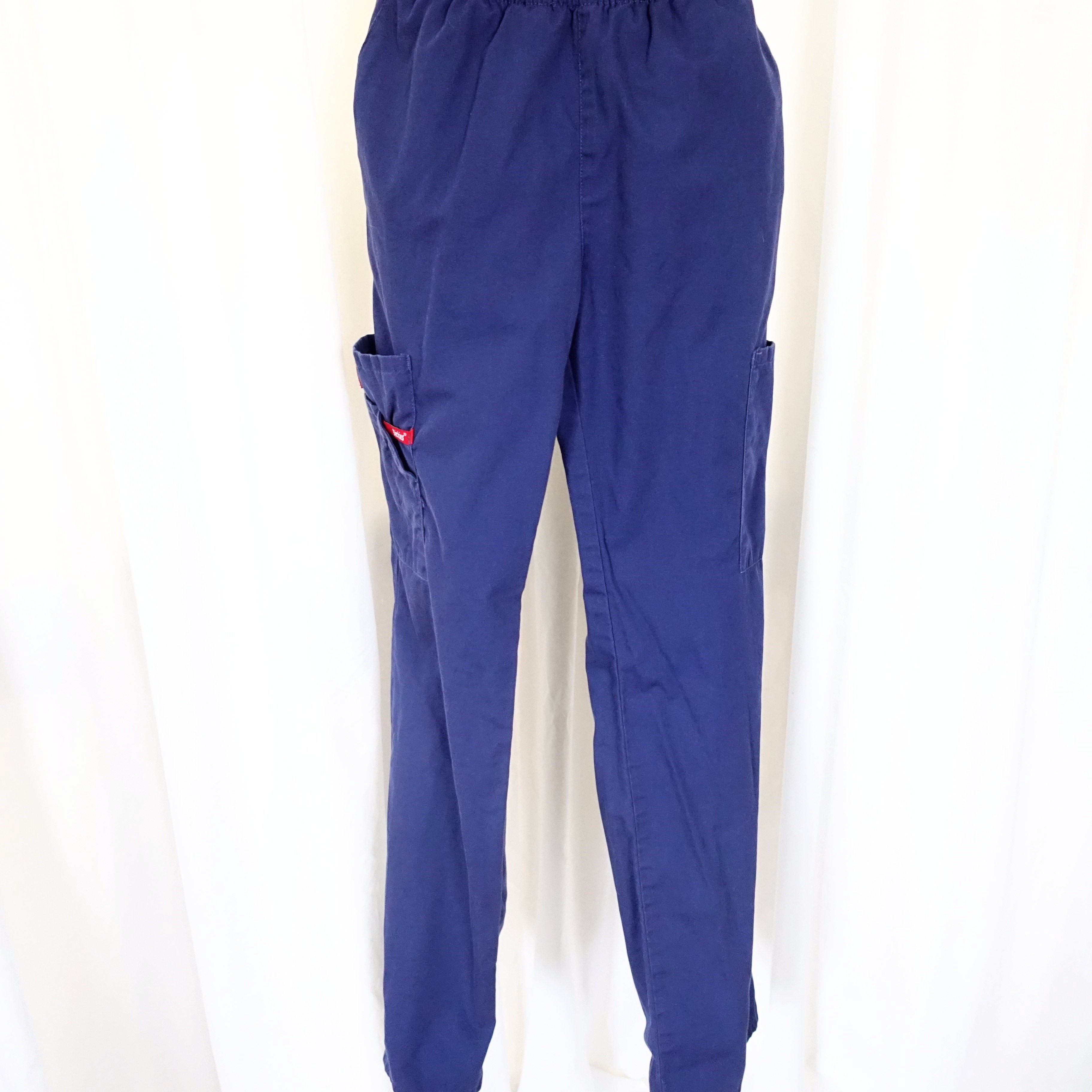 41edaa2f38a Dickies Missy Fit EDS Signature Pull-on Cargo Pant (86106) >> Navy ...