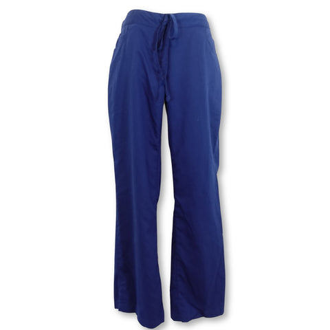 Grey's Anatomy Classic 5 Pocket Drawstring Pant (4232) >> Navy, X-Small Petite