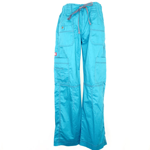 Dickies Contemporary Fit Gen Flex Youtility Cargo Pant (857455) >> Teal, X-Small