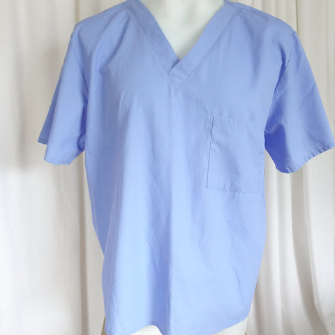 8c5420c3d2b Wal-Mart Unisex Scrub Top with Pocket (13150)    Peri Blossom