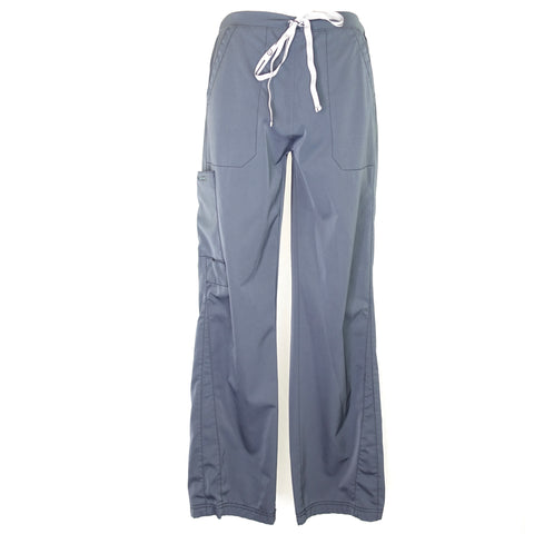 WonderWink High Performance Cargo Pant (5212) >> Pewter, Small