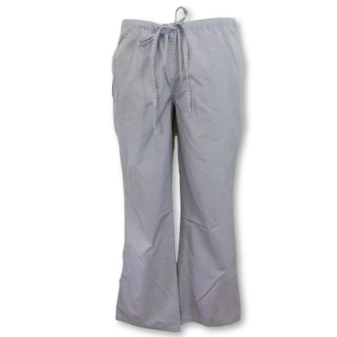 Tafford Drawstring Pant (000) >> Grey, X-Small