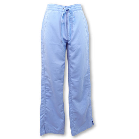 Healing Hands Purple Label Drawstring Pants (9095) >> Ceil Blue, X-Small