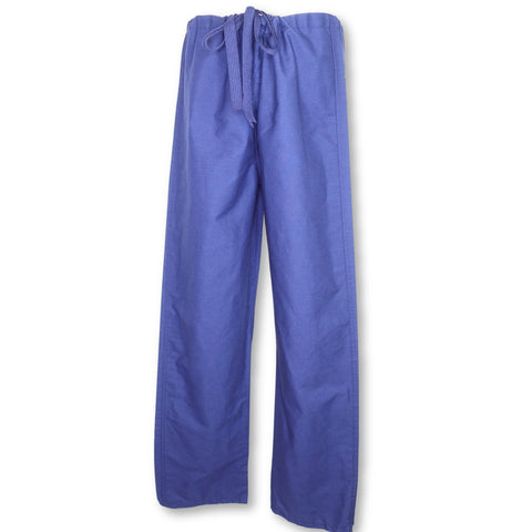 Medline Unisex Drawstring Pant (400) >> Navy, Medium