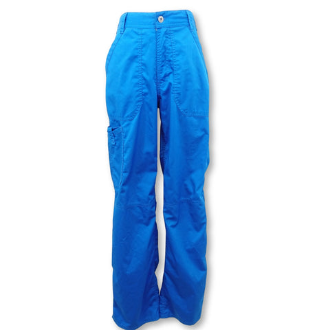 Cherokee Workwear Revolution Men's Drawstring Cargo Pant (140) >> Royal Blue, X-Small