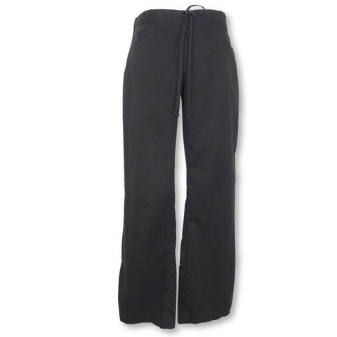 Grey's Anatomy Classic 5 Pocket Drawstring Pant (4232) >> Black, XX-Small Petite