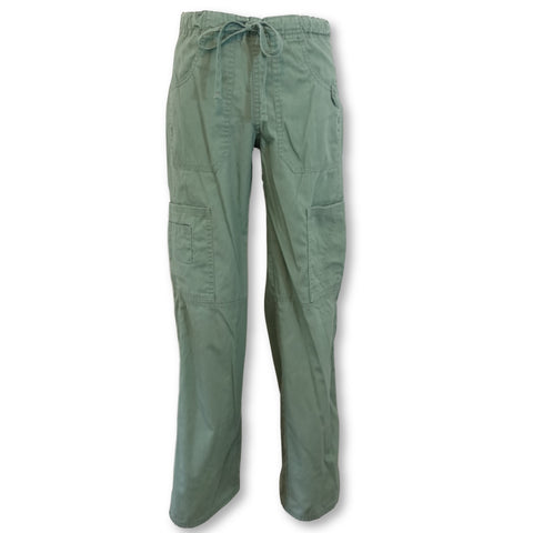 Contemporary Fit EDS Signature Drawstring Cargo Pant (85100) >> Olive, XX-Small