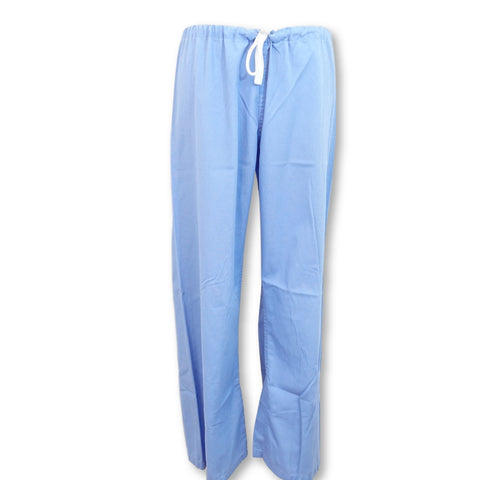 Urbane Essentials Boot Cut Pant (9502) >> Ceil Blue, X-Small