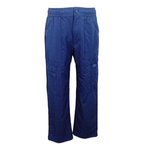 Dickies Men's Dynamix Zip Fly Cargo Pants (110)> Navy, Medium Short
