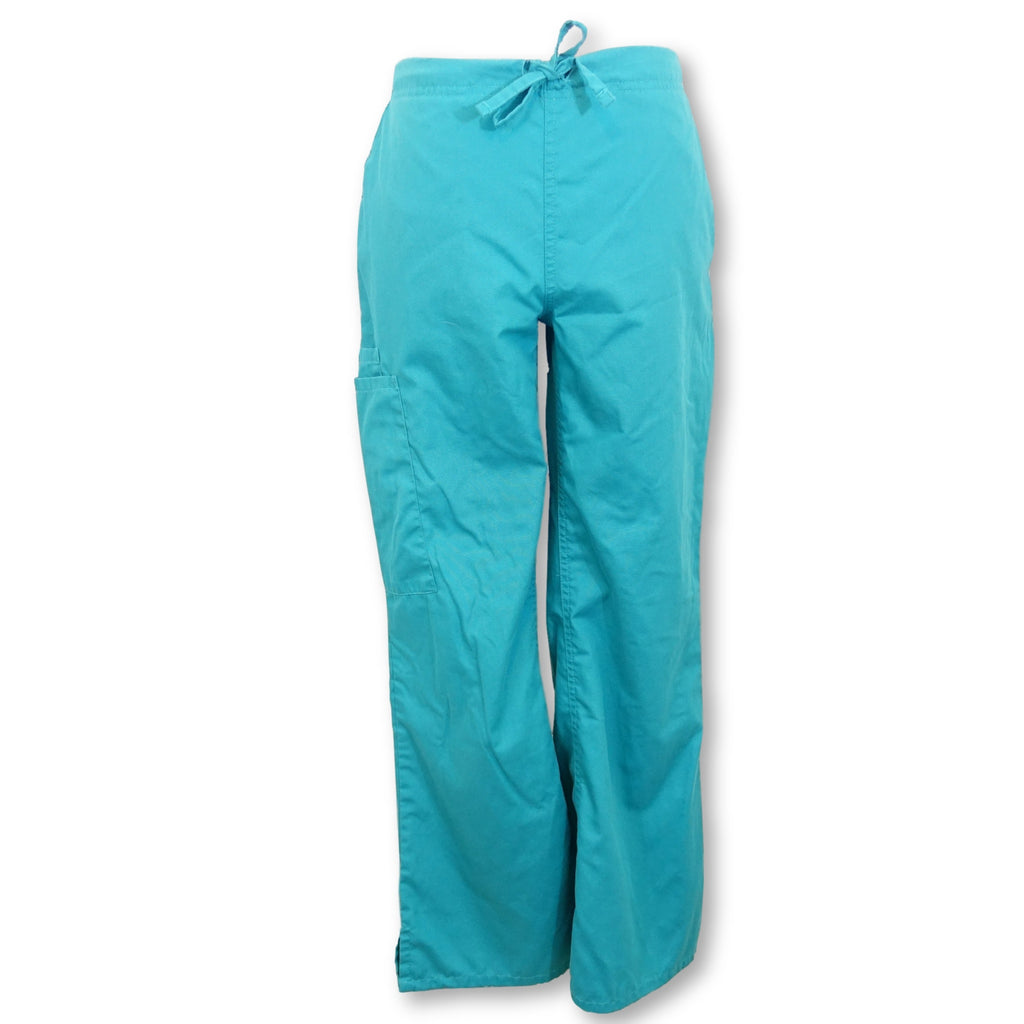 UA Butter-Soft Drawstring Pant (47) >> Teal, XX-Small