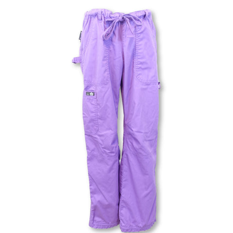 Koi Low-Rise Cargo Pant (701) >> Purple, X-Small