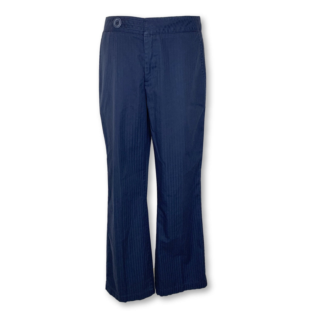 Landau Zipper Front Pant (8371) >> Navy, Medium