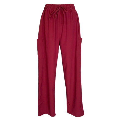 Divine by JDM Cargo Pant (832) >> Burgundy, X-Large