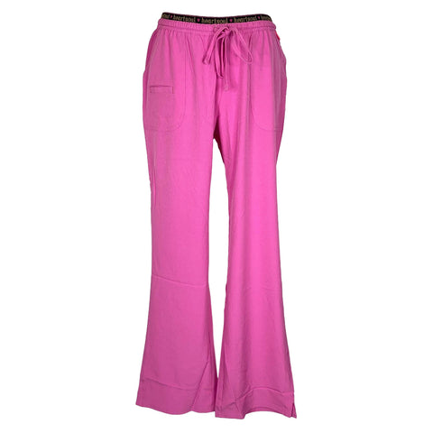 HeartSoul Elastic Waist with Drawstring Pant (20110) >> Berry Perfect, Medium