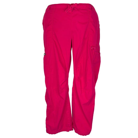 Koi Low-Rise Cargo Pant (701) >> Hot Pink, 2X-Large