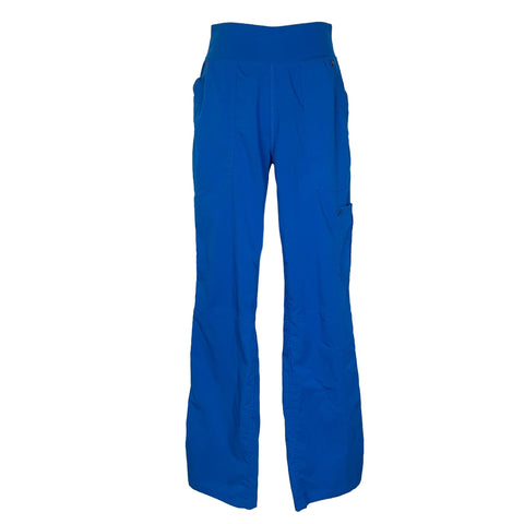 Healing Hands Purple Label Tori Yoga Pants (9133) >> Royal Blue, X-Small Tall