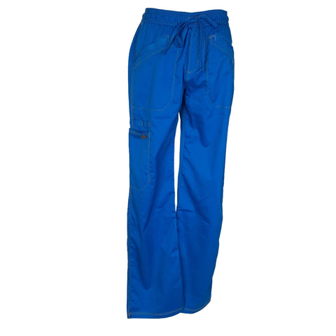 Dickies Cargo Elastic Waist Pant (106) >> Royal Blue, X-Small