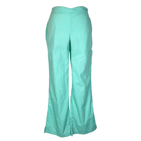 Butter-Soft by Uniform Advantage Jean Style Mid Rise Pant (56) >> Mint, X-Small