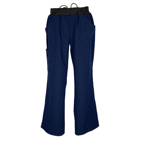Ave By Medline Straight Leg Pant (5570) >> Navy, Medium