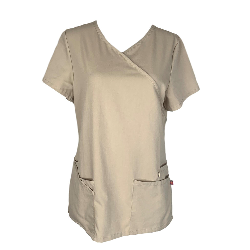Urbane Crossover Tunic (9577) >> Sand, X-Small