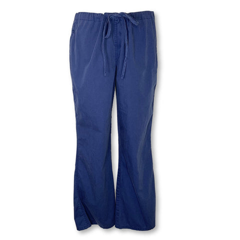 Tafford Drawstring Pant (000) >> Navy, Small