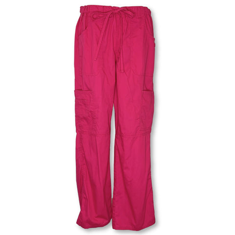 Contemporary Fit EDS Signature Drawstring Cargo Pant (85100) >> Hot Pink, Medium