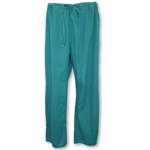Unbranded Unisex Drawstring Pant (306) >> Hunter Green, X-Large