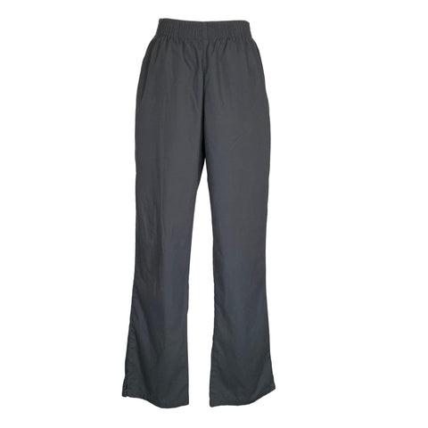 Butter-Soft Elastic Waist Pant (323) >> Pewter, Small