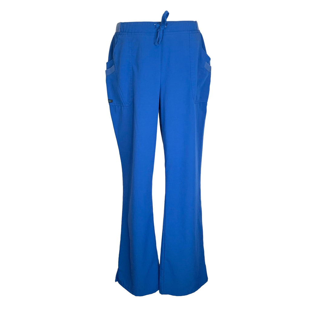 Jockey Drawstring Elastic Waist Pant (2255) >> Royal Blue, Large