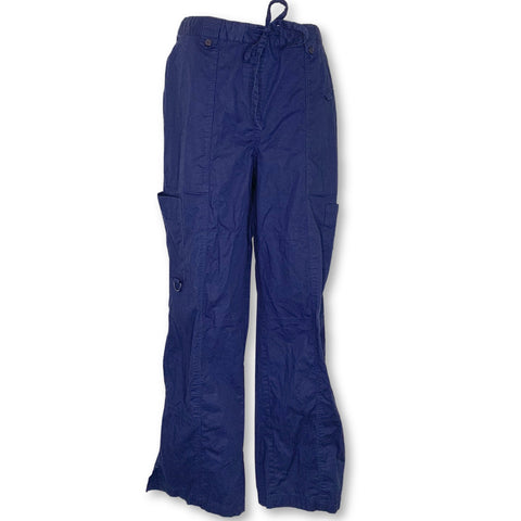 Back Bay Drawstring Cargo Pant >> Navy, Large