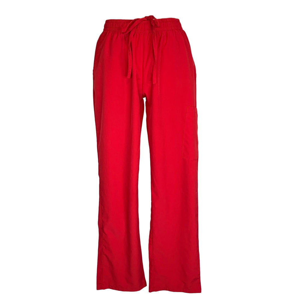 GT Performance Cargo Pant (802) >> Red, Medium