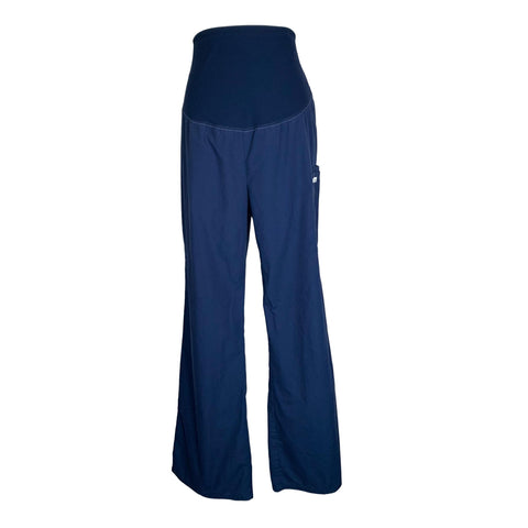 Cherokee Flexibles Maternity Boot Cut Pant (2092) >> Navy, Medium Tall