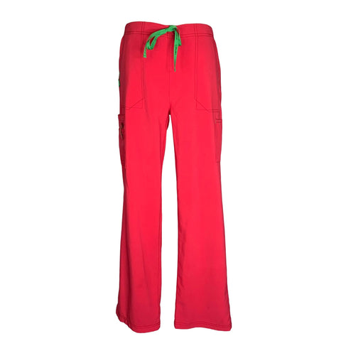 Carhartt Cross Flex Utility Boot Cut Pant (52110) >> Watermelon, Medium