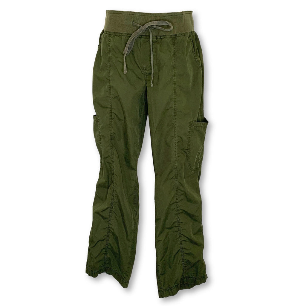 Peaches Scrubs Comfort Pant (7438) >> Olive, Large