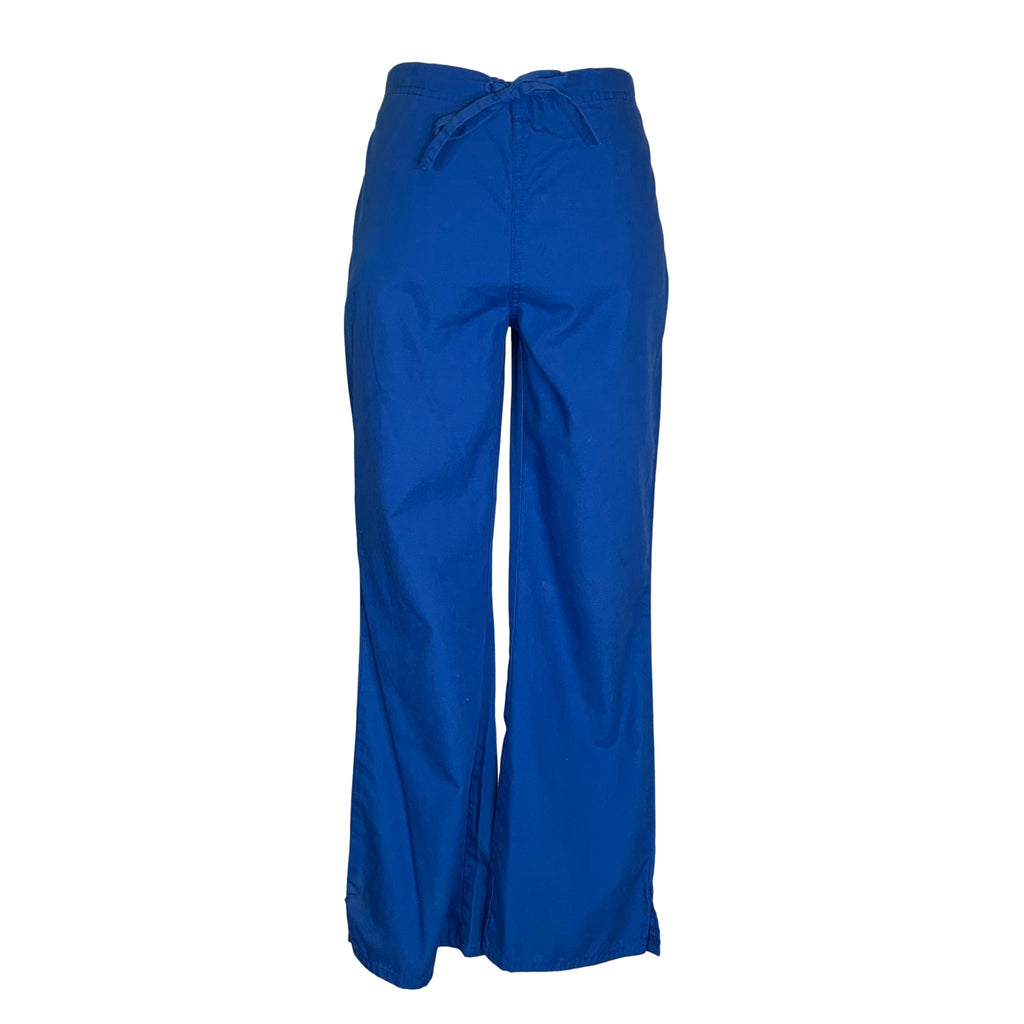 Natural Uniforms Drawstring Pant >> Royal Blue, X-Small