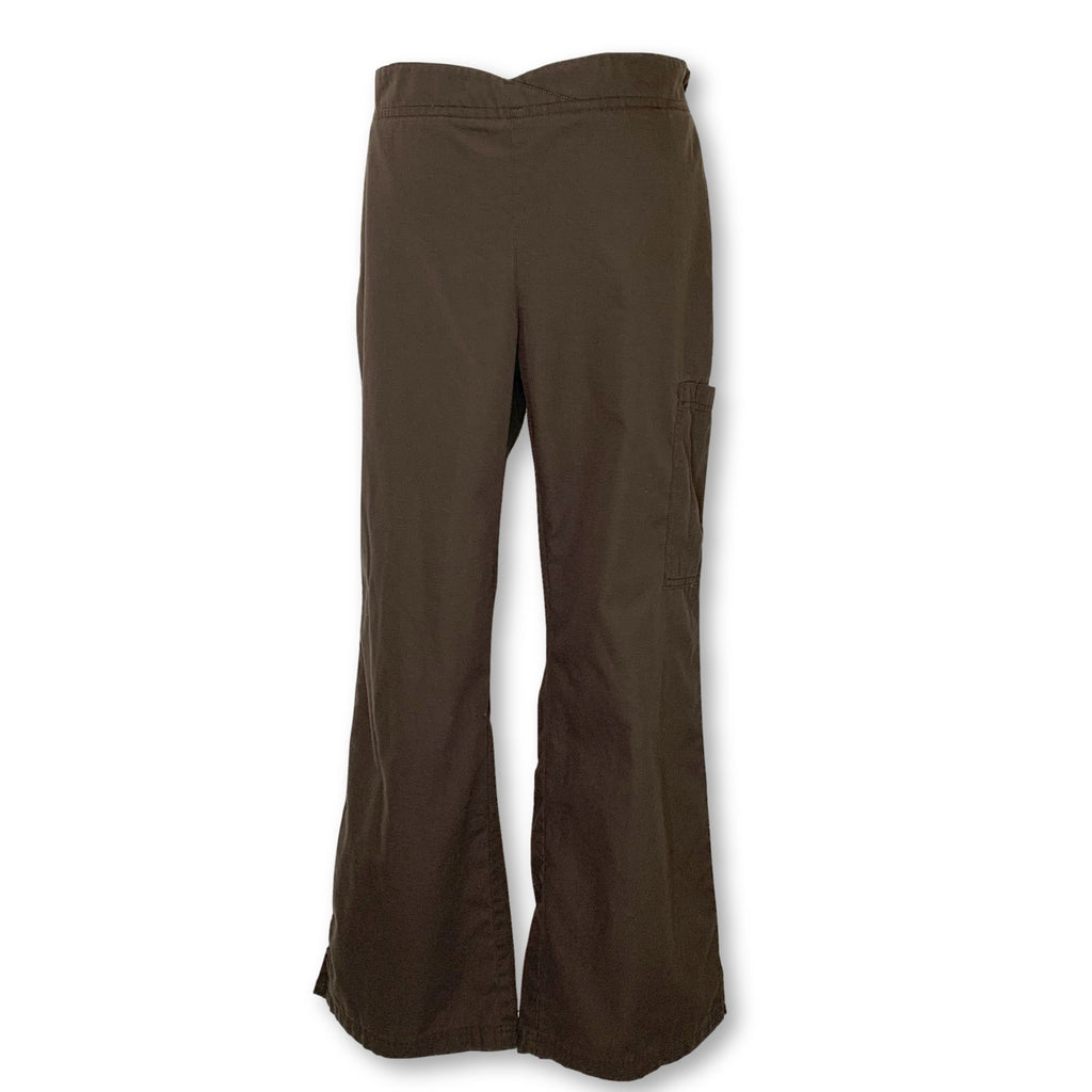 Butter-Soft by Uniform Advantage Jean Style Mid Rise Pant (56) >> Coffee Bean, Medium
