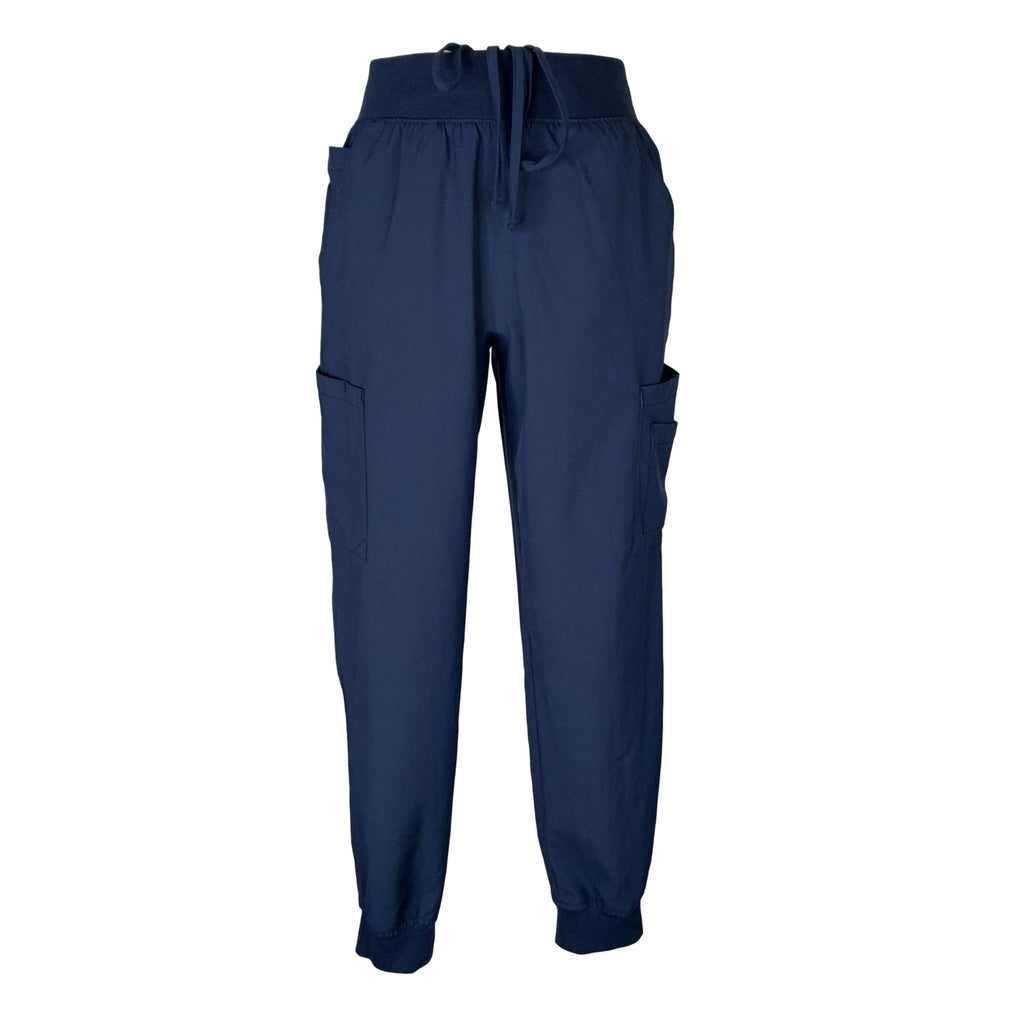 Easy Stretch by Butter-Soft Mila Joggers Pant (287) >> Navy, Small Petite